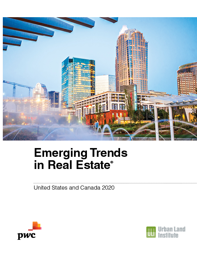 Real Estate Trends 2020.Uli Atlanta Knoxville Real Estate Trends And Forecasting