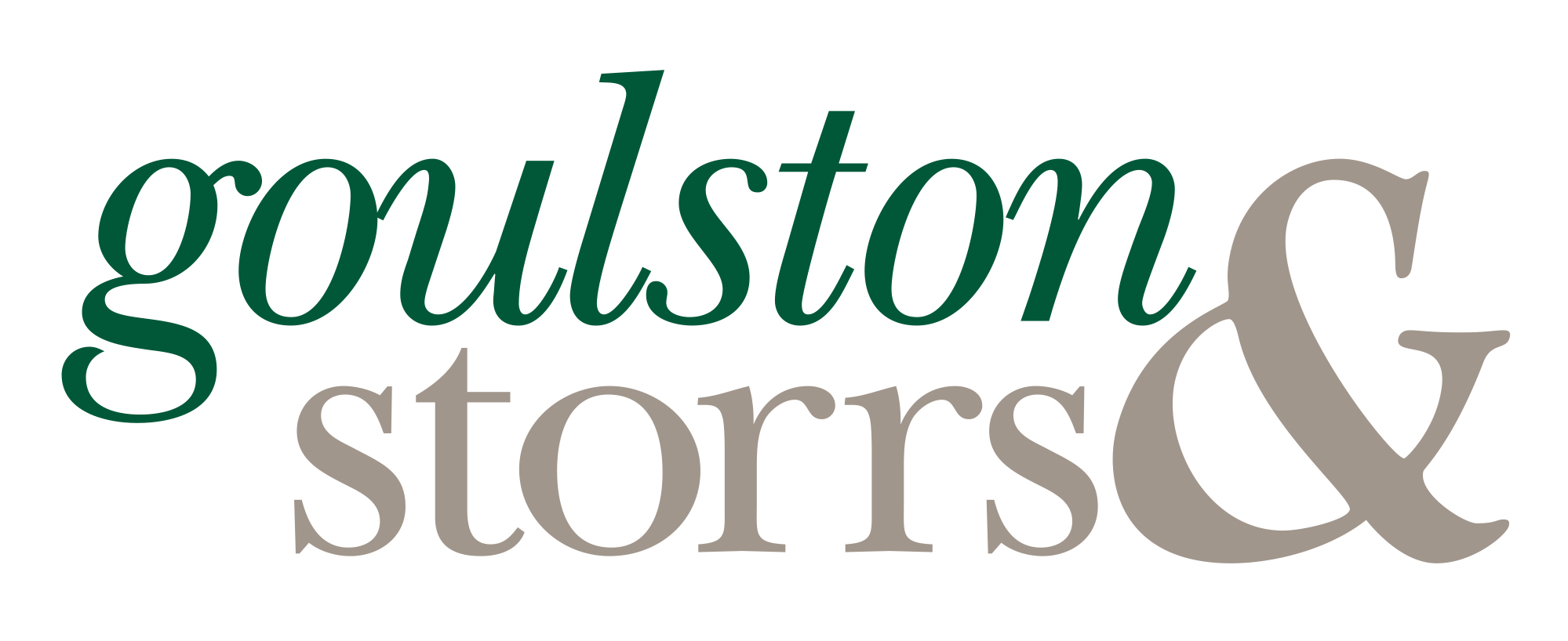 Goulston & Storrs