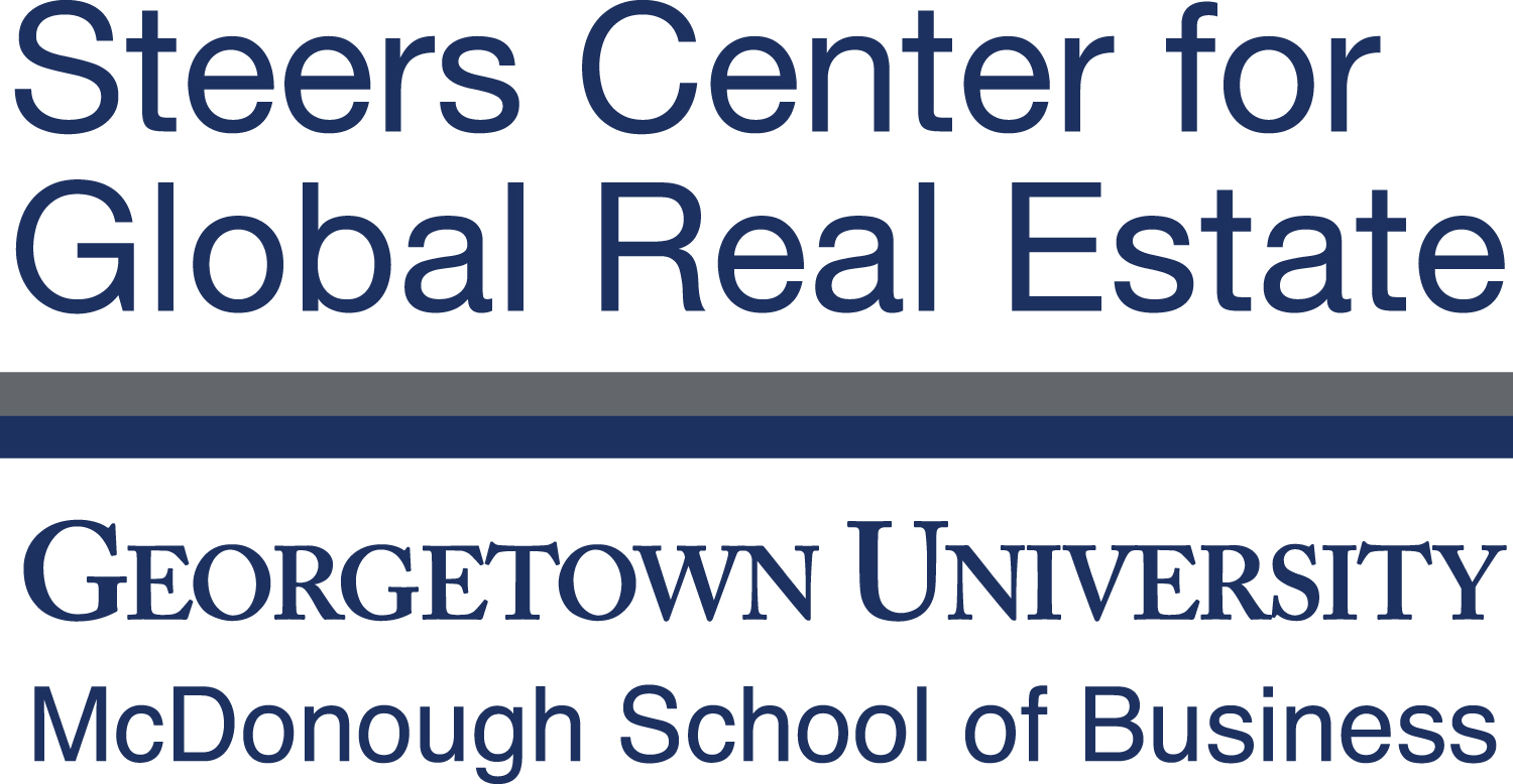 Georgetown McDonough - Steers Center for Global Real Estate